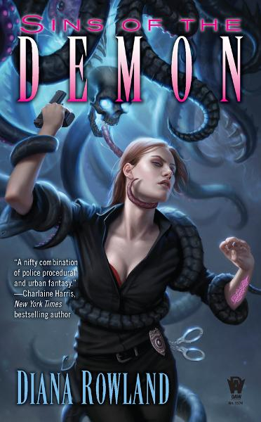 Sins of the Demon By: Diana Rowland