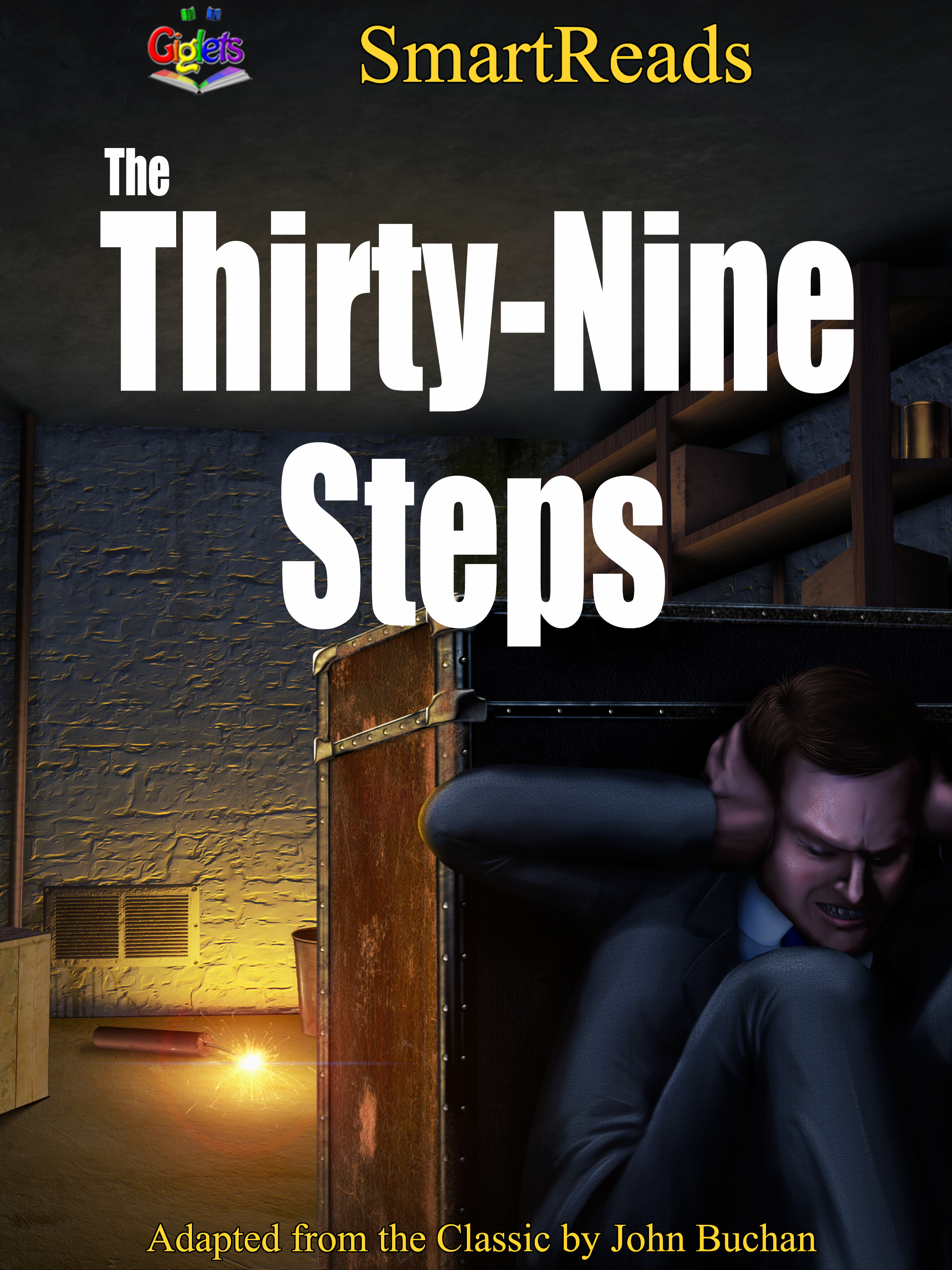 SmartReads The Thirty-Nine Steps