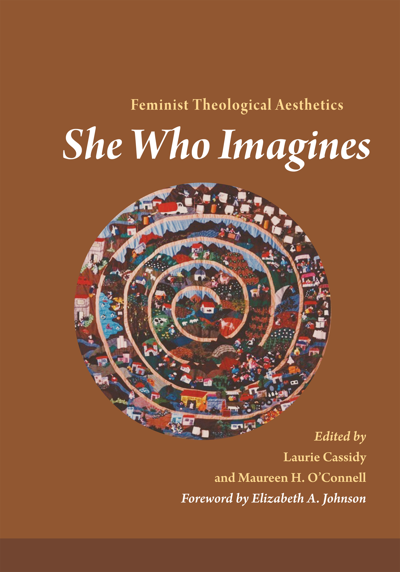 She Who Imagines: Feminist Theological Aesthetics