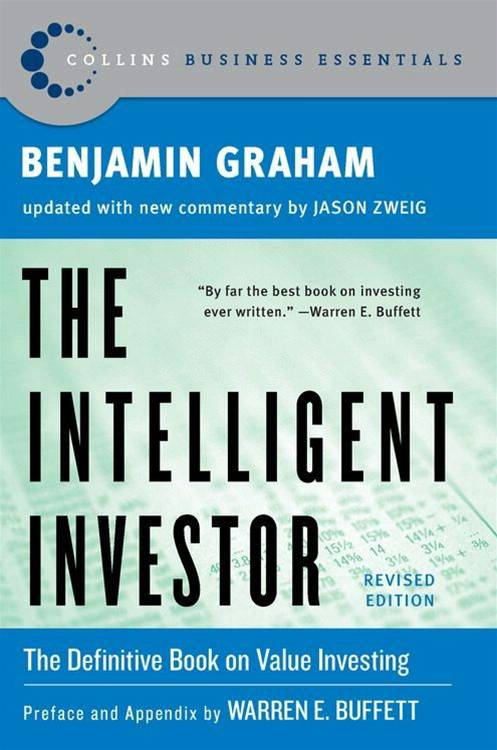 Book Cover: The Intelligent Investor, Rev. Ed