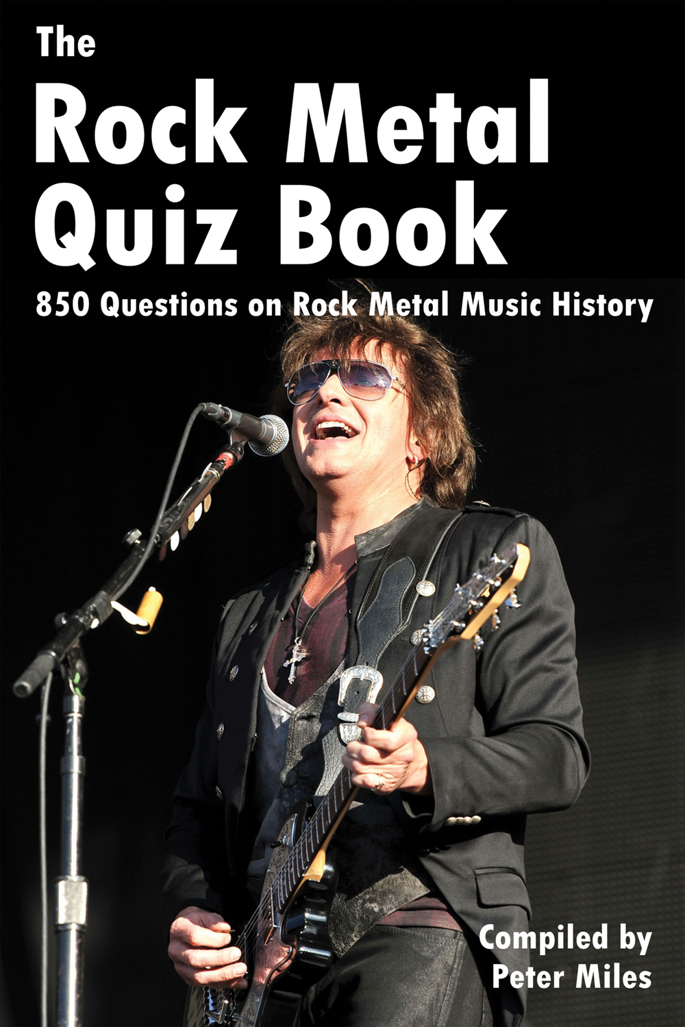 The Rock Metal Quiz Book