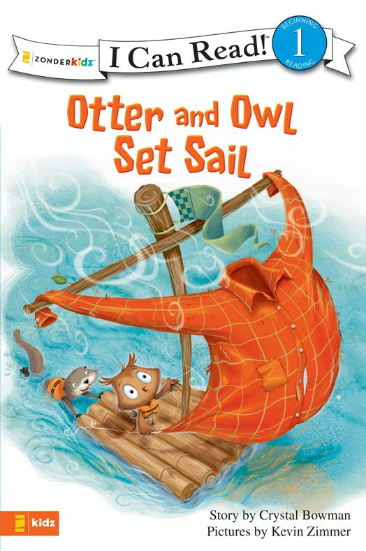 Otter and Owl Set Sail By: Crystal   Bowman