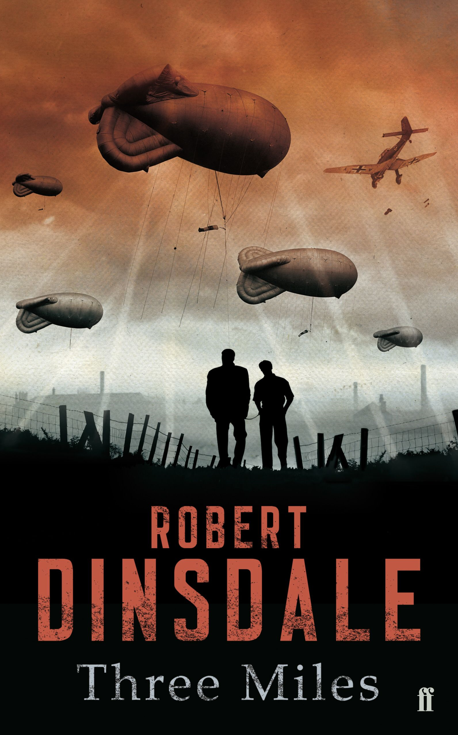 Three Miles By: Robert Dinsdale