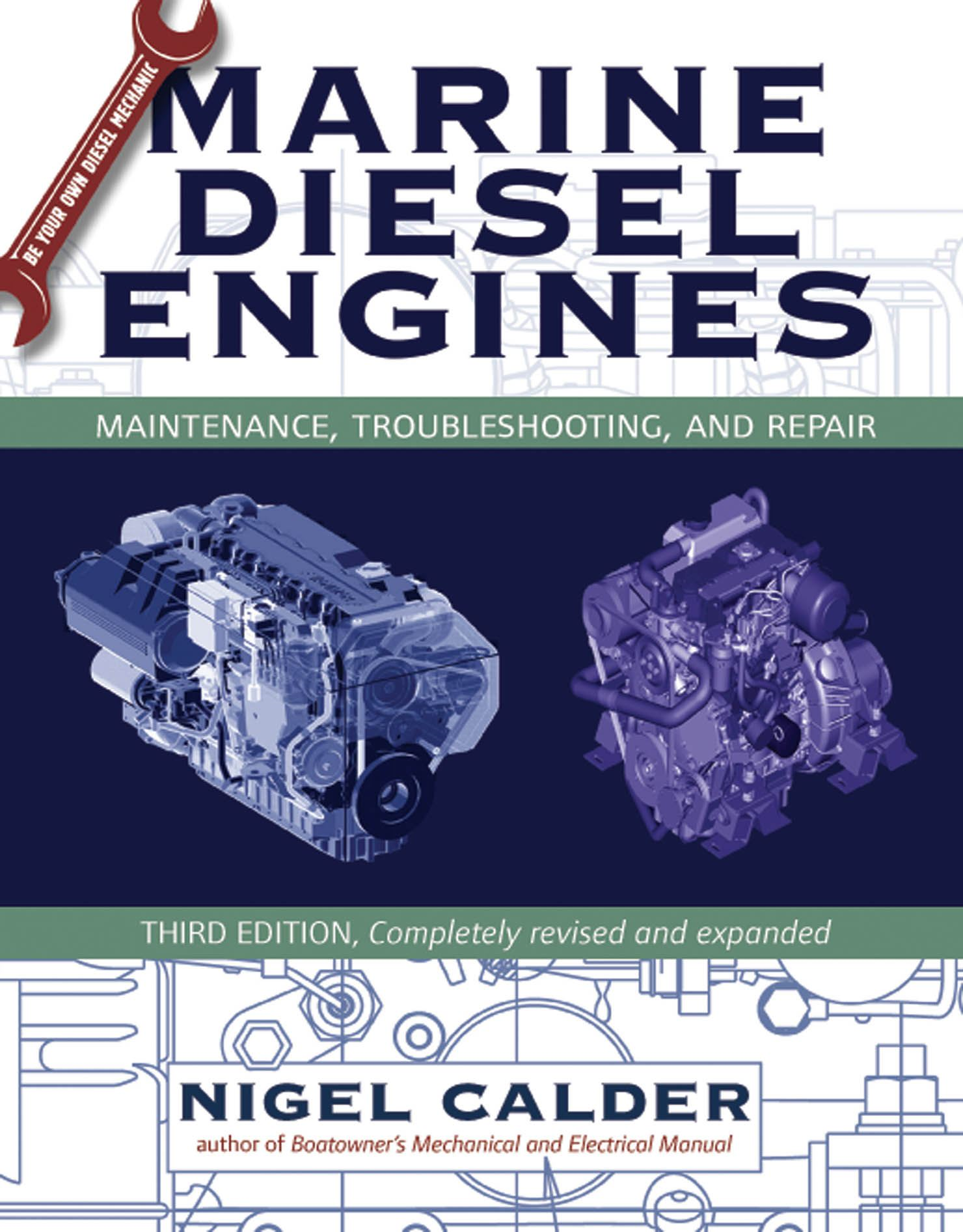 Marine Diesel Engines : Maintenance Troubleshooting and Repair