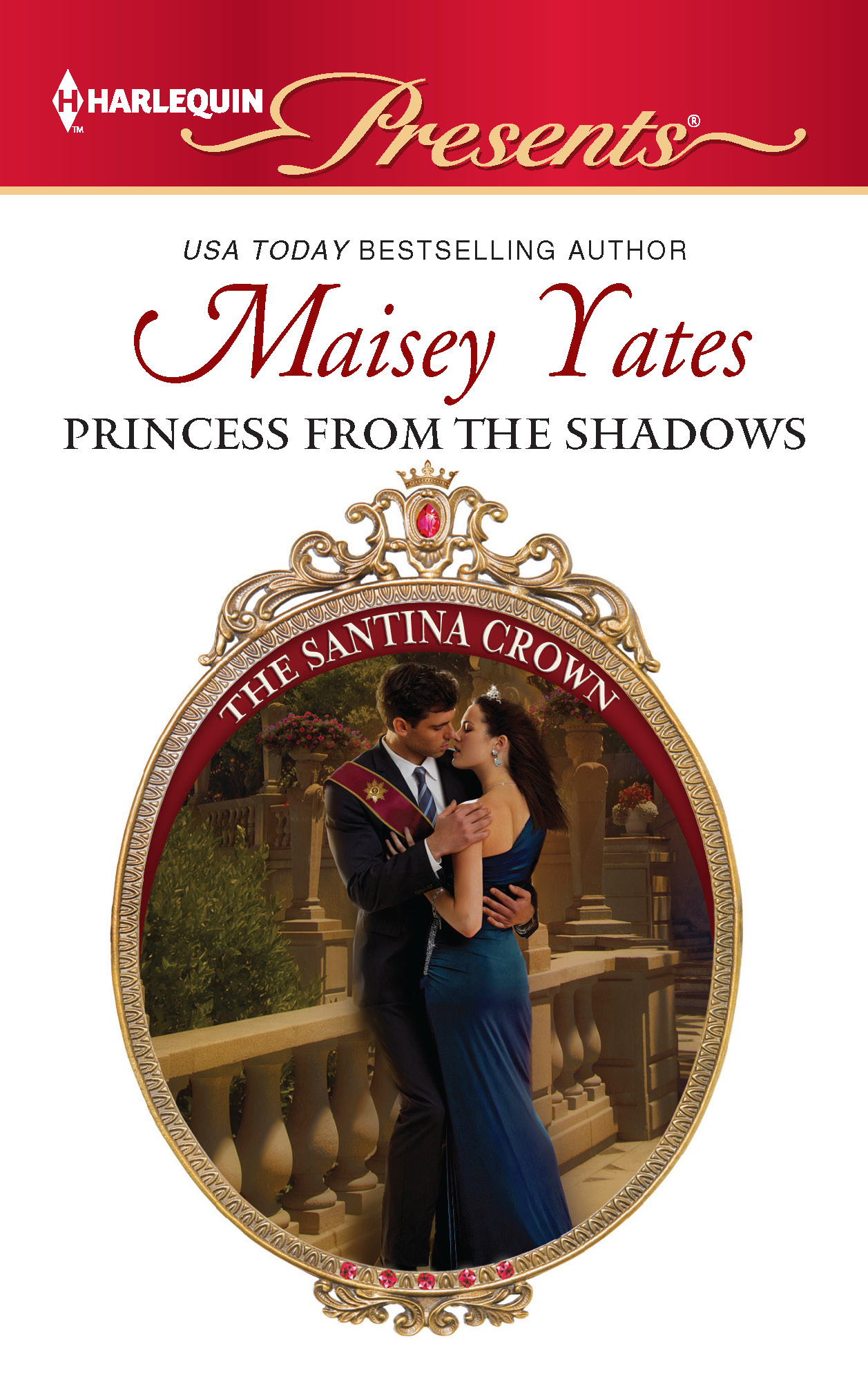 Princess From the Shadows By: Maisey Yates