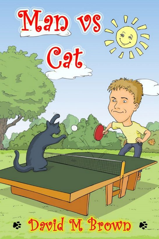 Man vs Cat