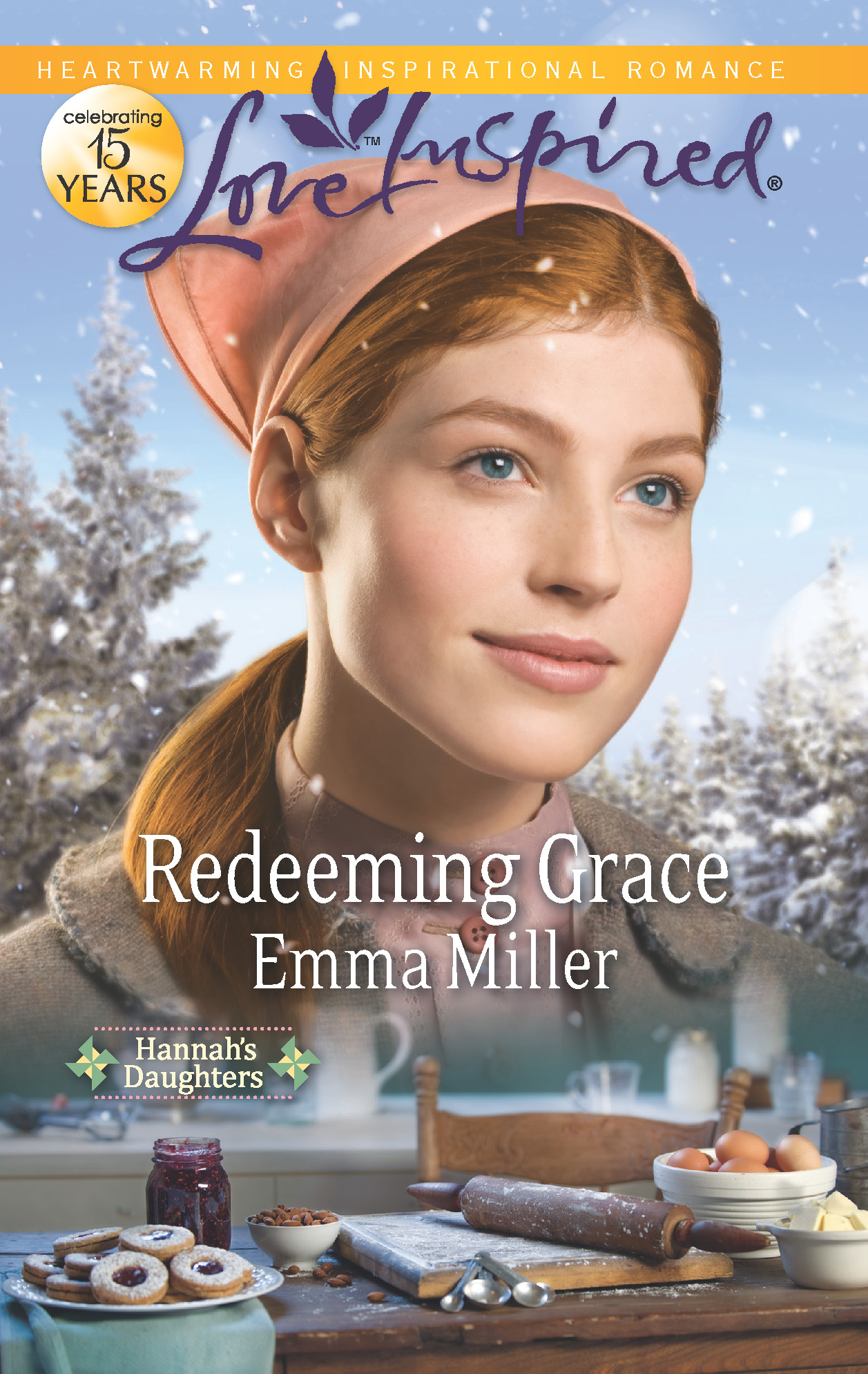 Redeeming Grace By: Emma Miller
