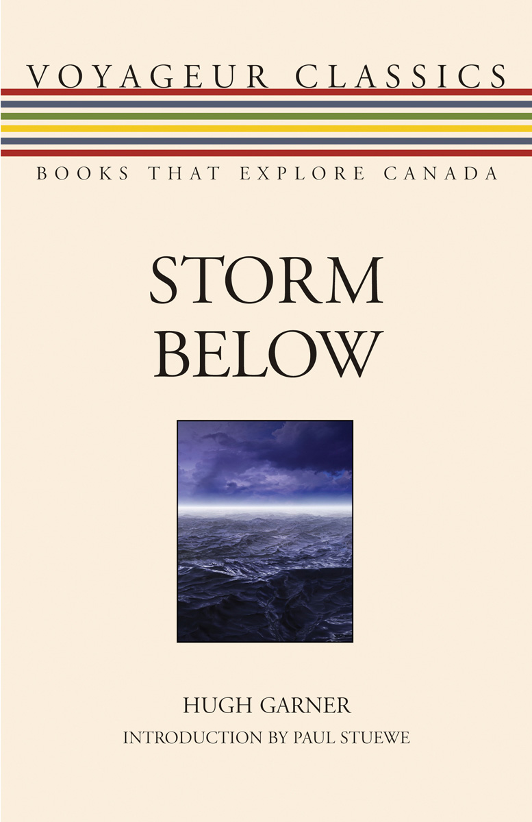 Storm Below By: Hugh Garner