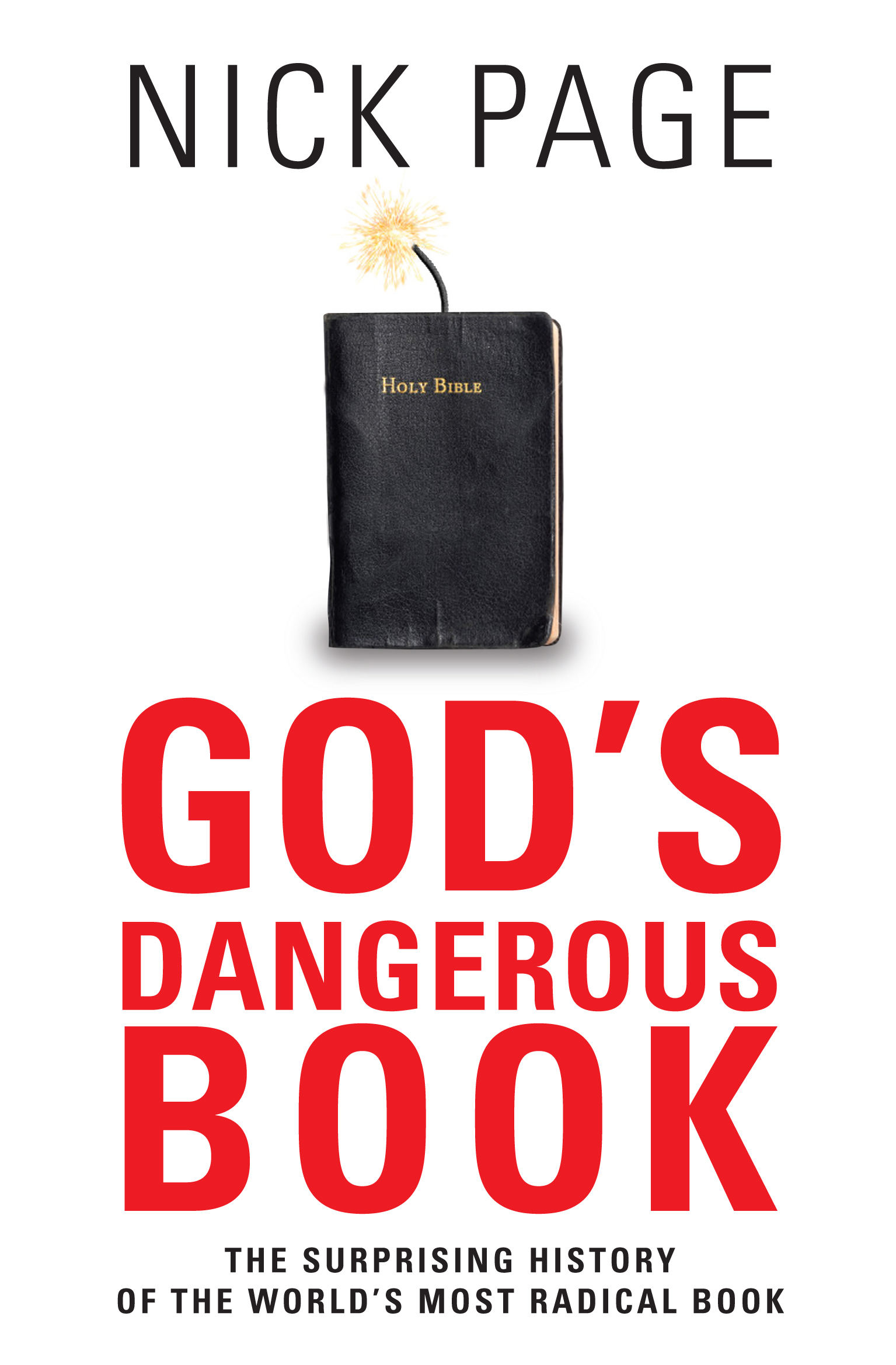 God's Dangerous Book By: Nick Page