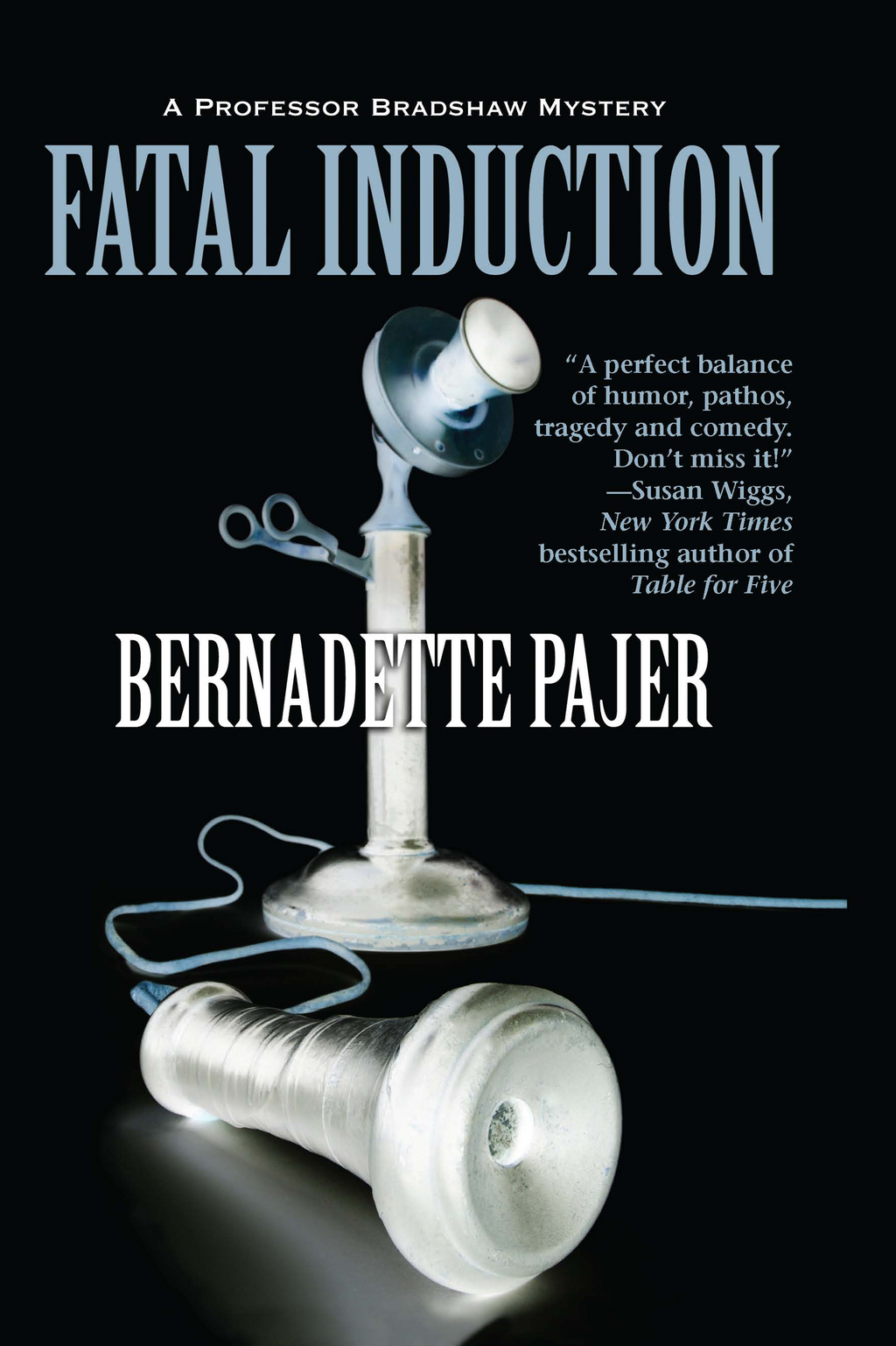 Fatal Induction By: Bernadette Pajer
