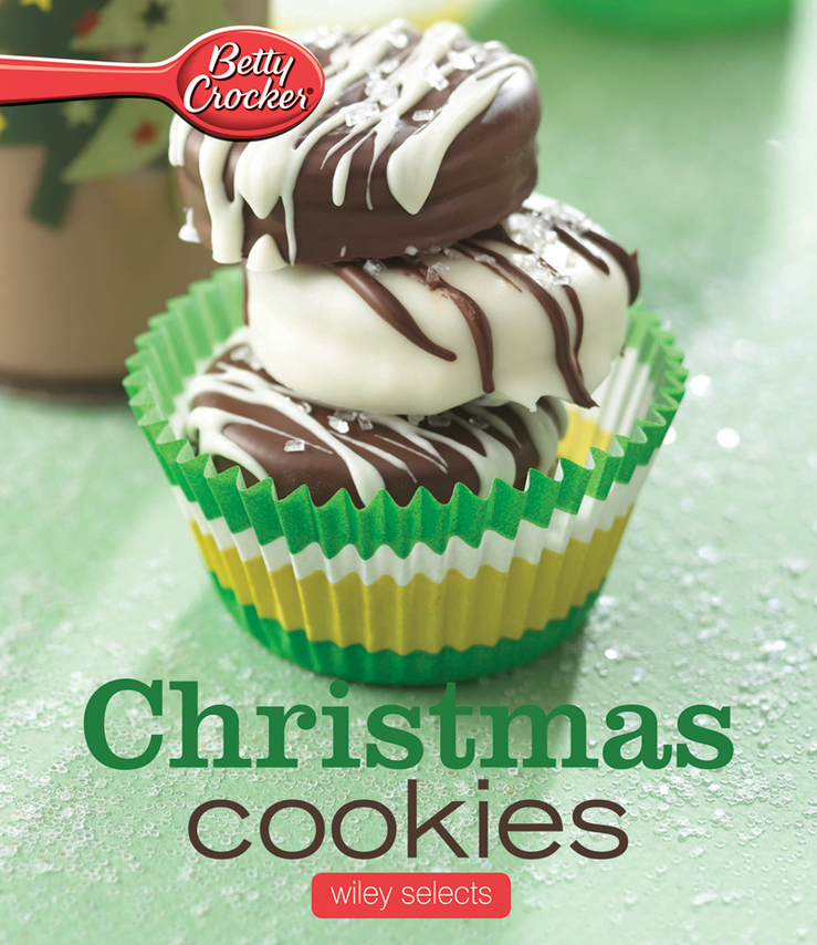 Betty Crocker Christmas Cookies: HMH Selects By: Betty Crocker