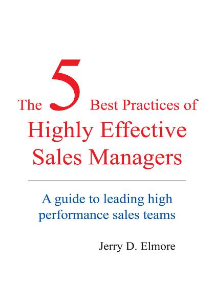 The 5 Best Practices of Highly Effective Sales Managers