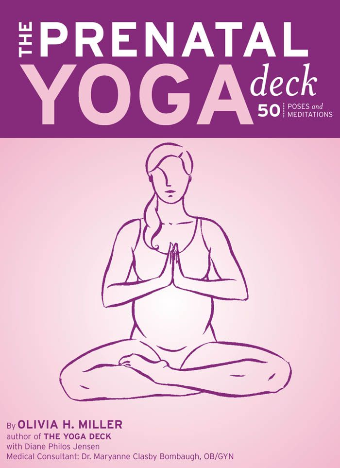 The Prenatal Yoga Deck