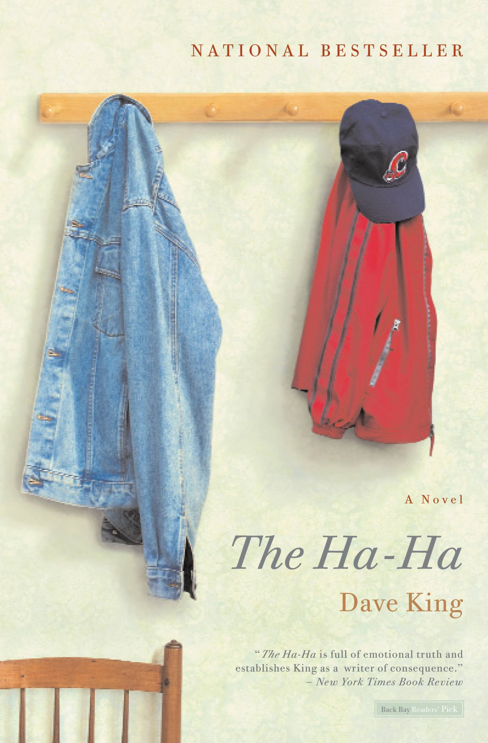 The Ha-Ha By: Dave King
