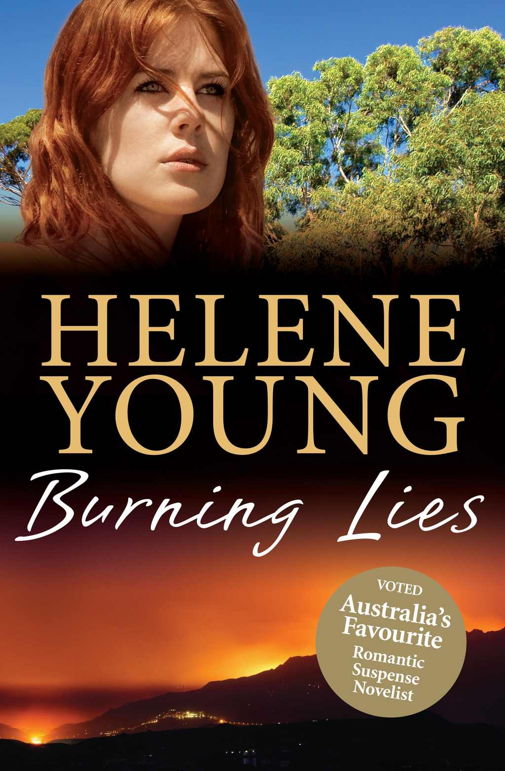 Burning Lies ePub By: Helene Young