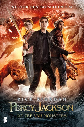 Rick Riordan  Marce Noordenbos - Percy Jackson en de Olympiërs
