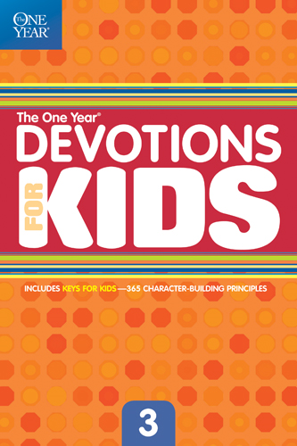 The One Year Devotions for Kids #3 By: Children's Bible Hour