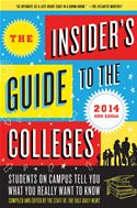 online magazine -  The Insider's Guide to the Colleges, 2014