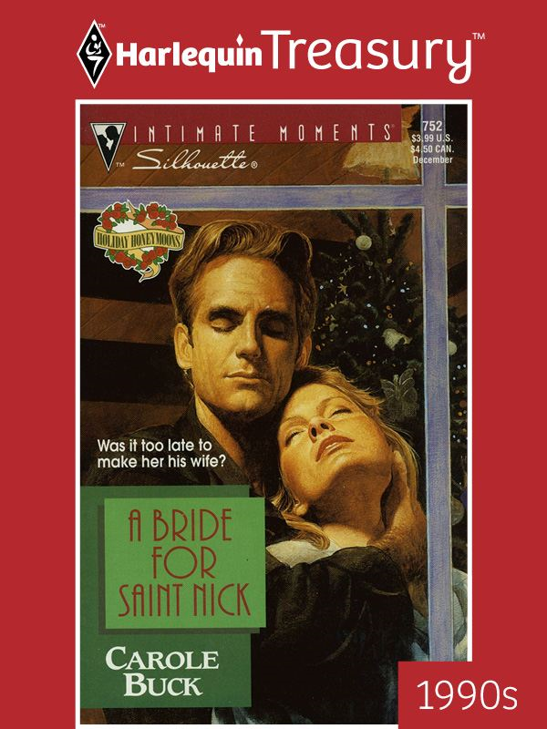 A Bride for Saint Nick By: Carole Buck