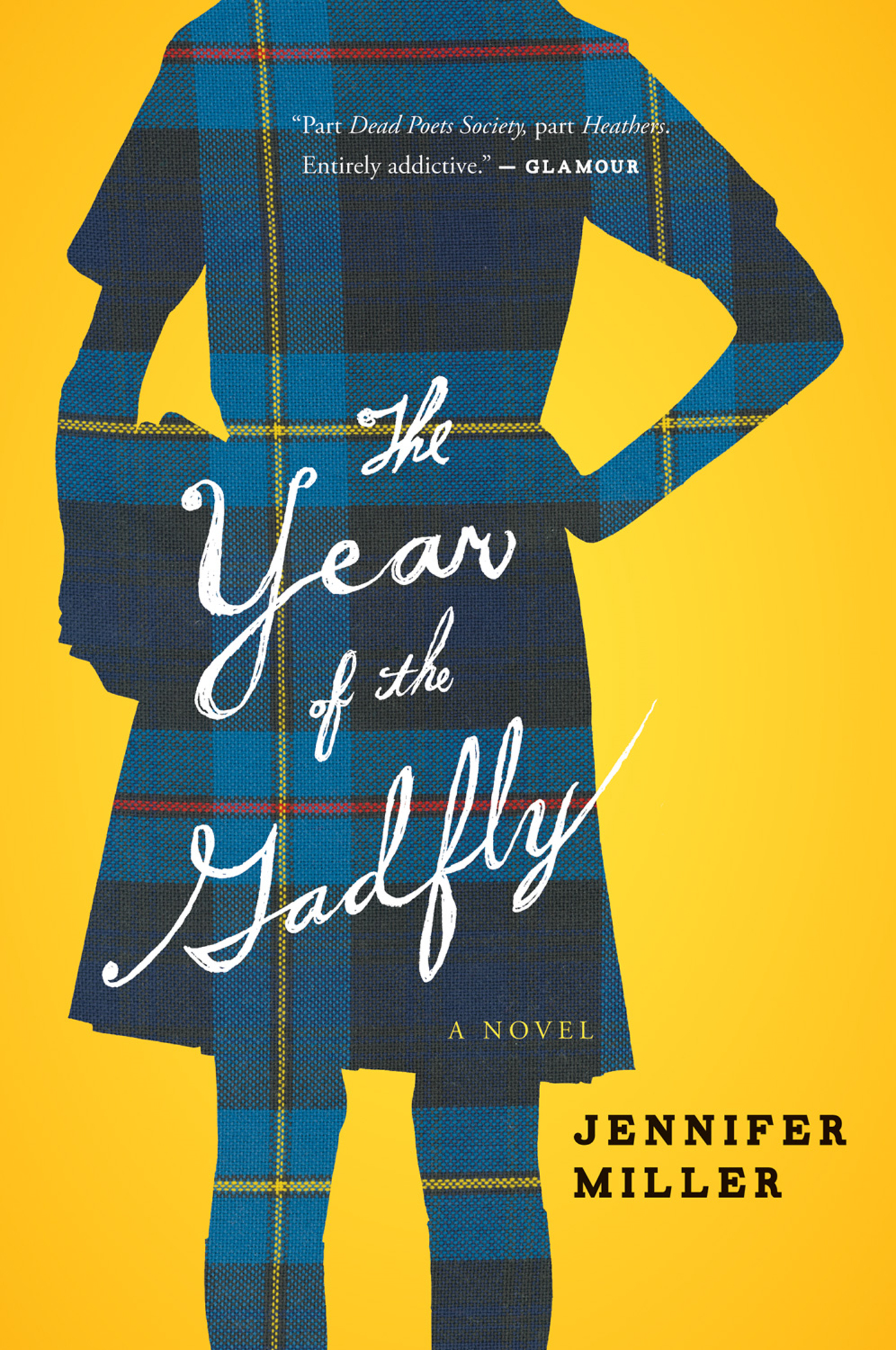 The Year of the Gadfly By: Jennifer Miller