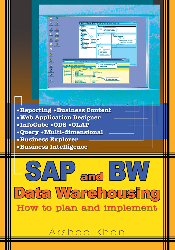 SAP AND BW Data Warehousing