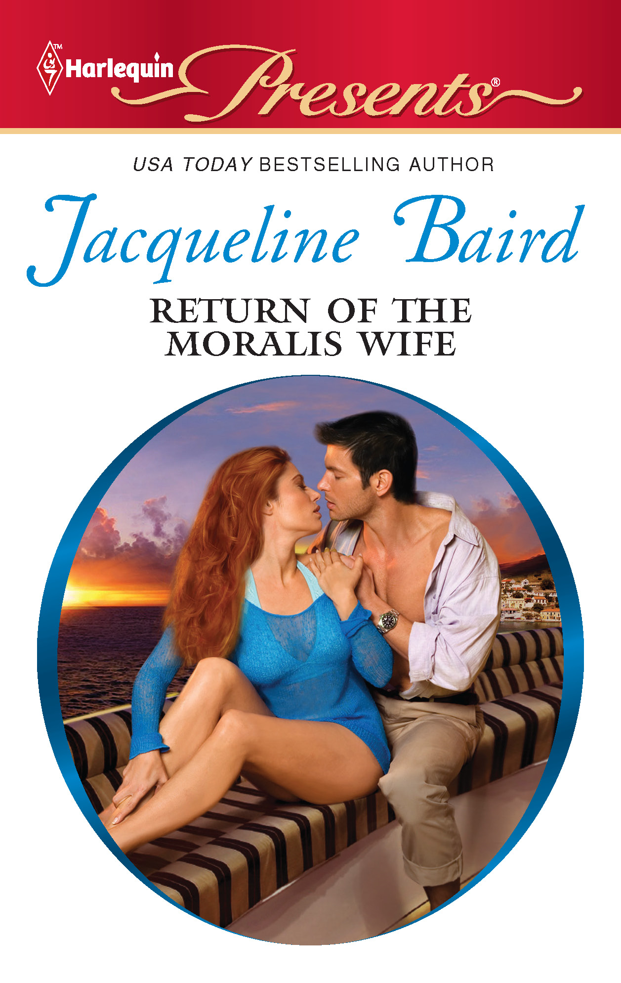 Return of the Moralis Wife By: Jacqueline Baird
