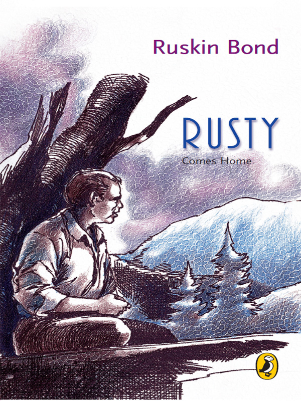 Rusty Comes Home Signed As Rusty Vol 5