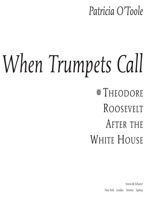 When Trumpets Call By: Patricia O'Toole
