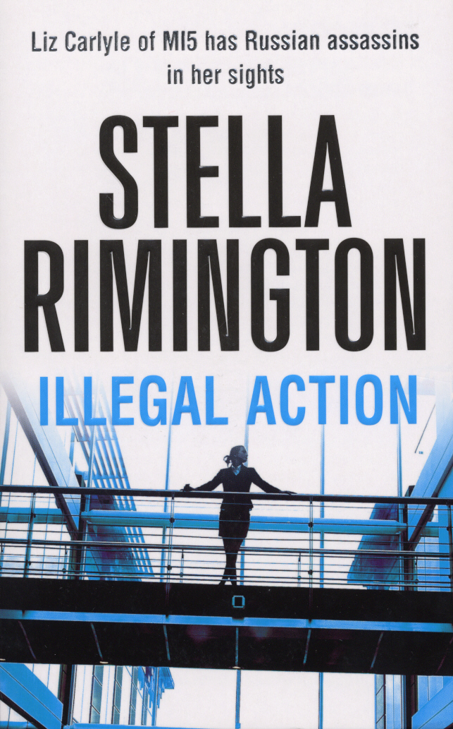 Illegal Action (Liz Carlyle 3)