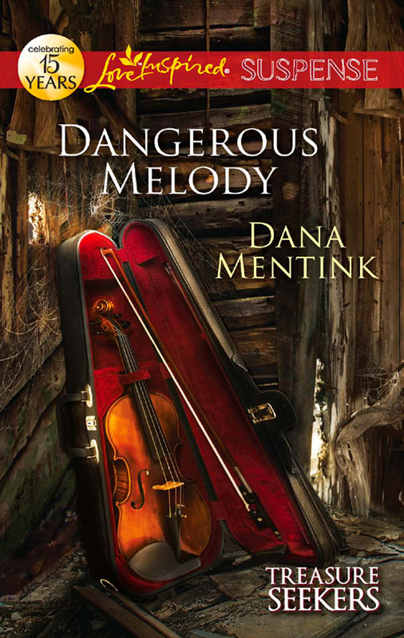 Dangerous Melody (Mills & Boon Love Inspired Suspense) (Treasure Seekers - Book 2)