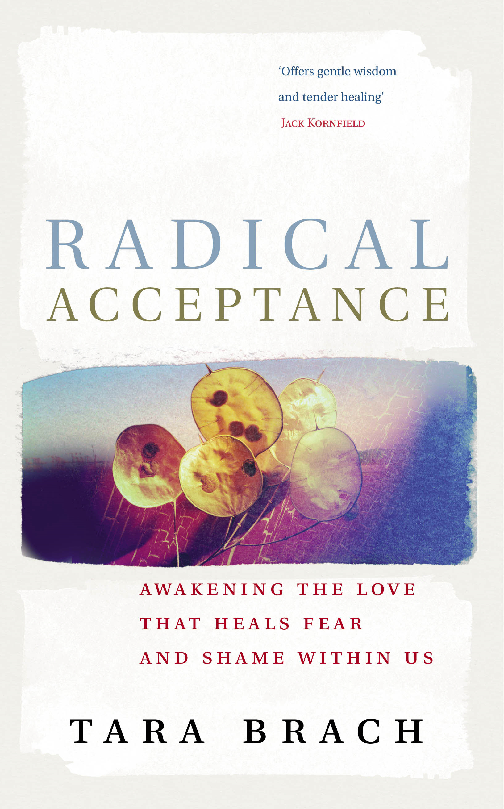 Radical Acceptance Awakening the Love that Heals Fear and Shame