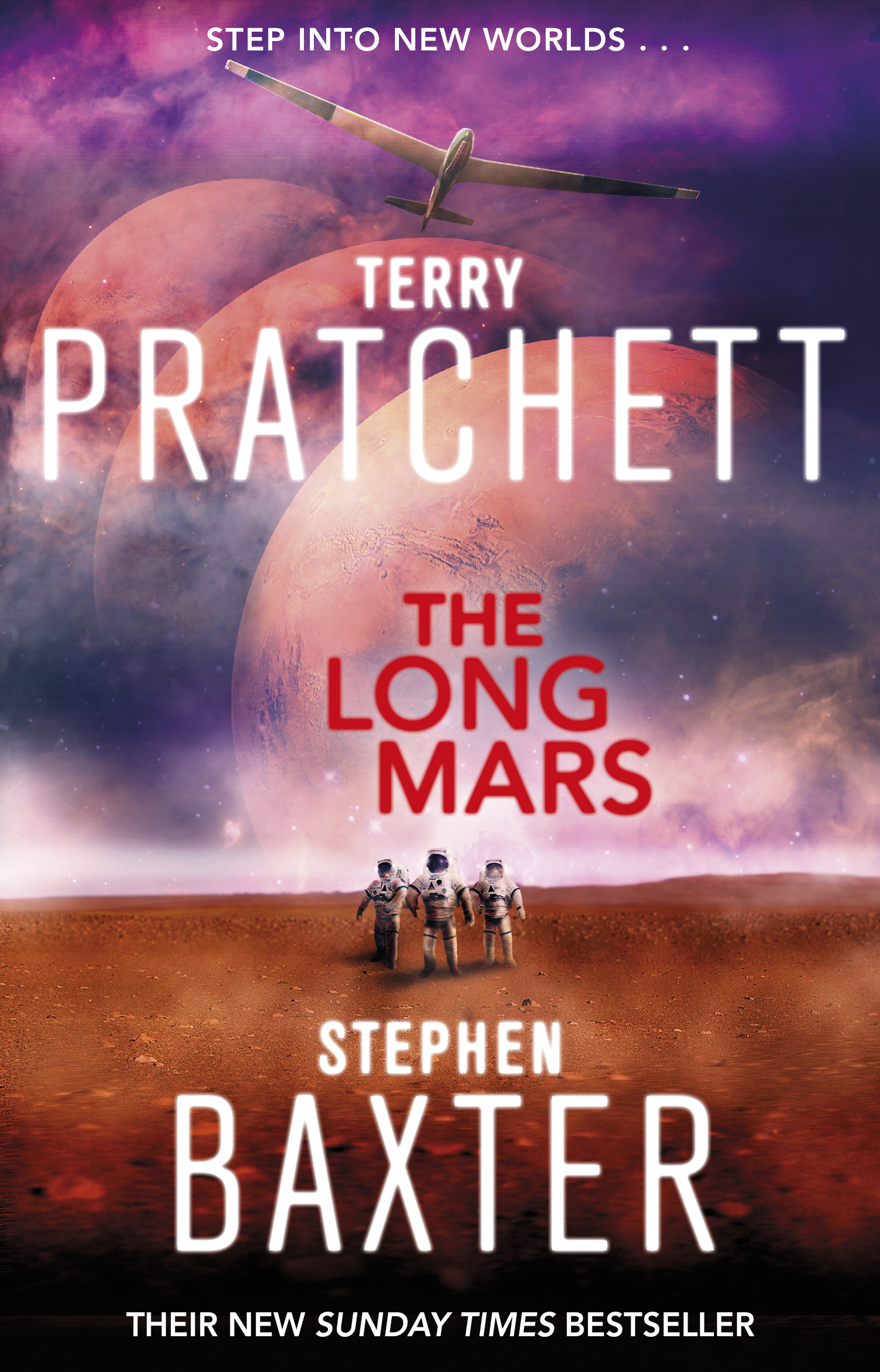 The Long Mars (Long Earth 3)