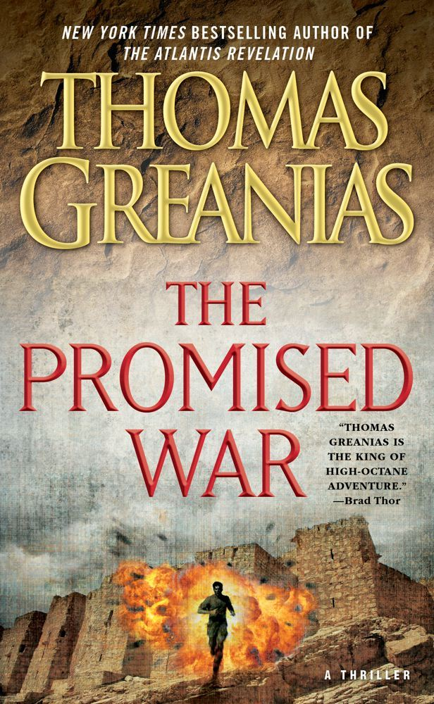 The Promised War By: Thomas Greanias