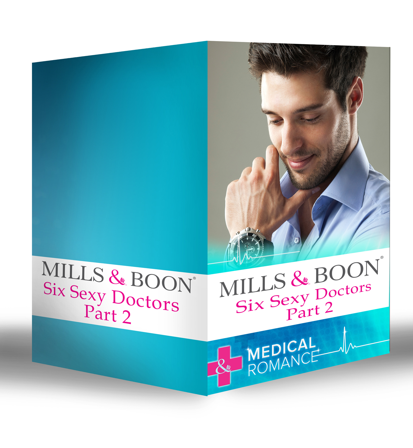 Six Sexy Doctors Part 2 (Mills & Boon e-Book Collections)