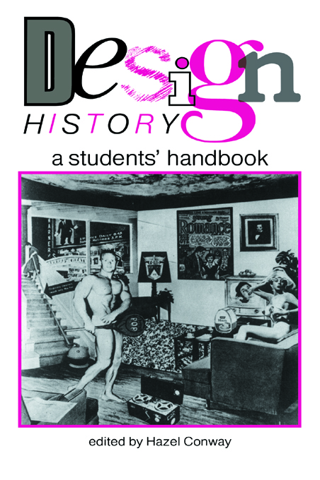 Design History A Students' Handbook