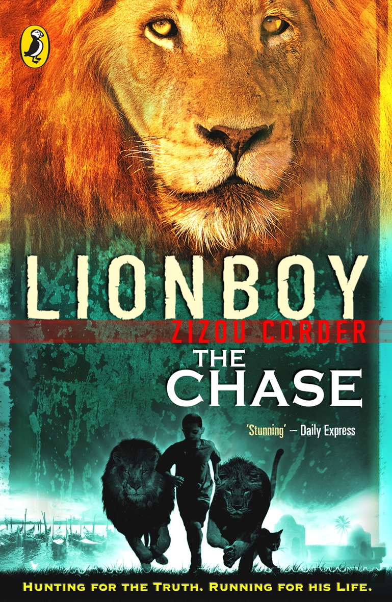 Lionboy: The Chase The Chase