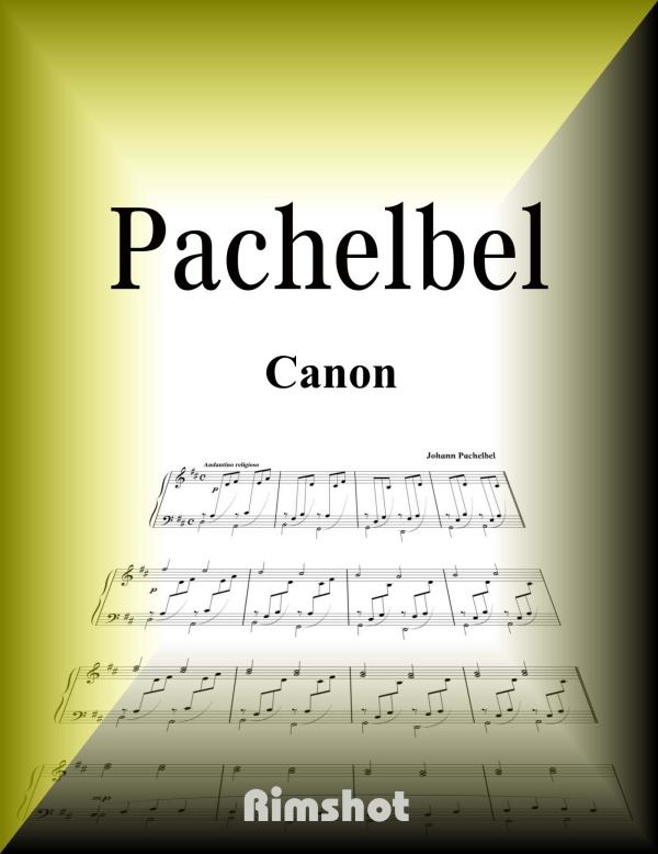 Canon (for Piano Solo)