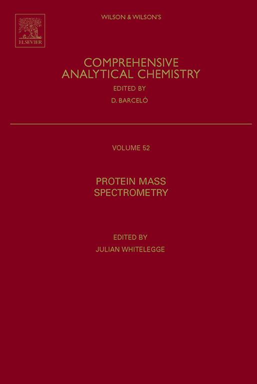 Protein Mass Spectrometry