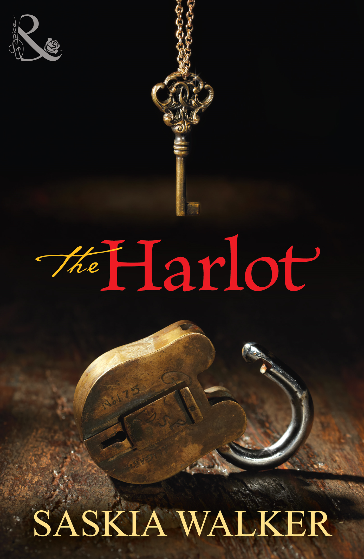 The Harlot (Mills & Boon Spice)