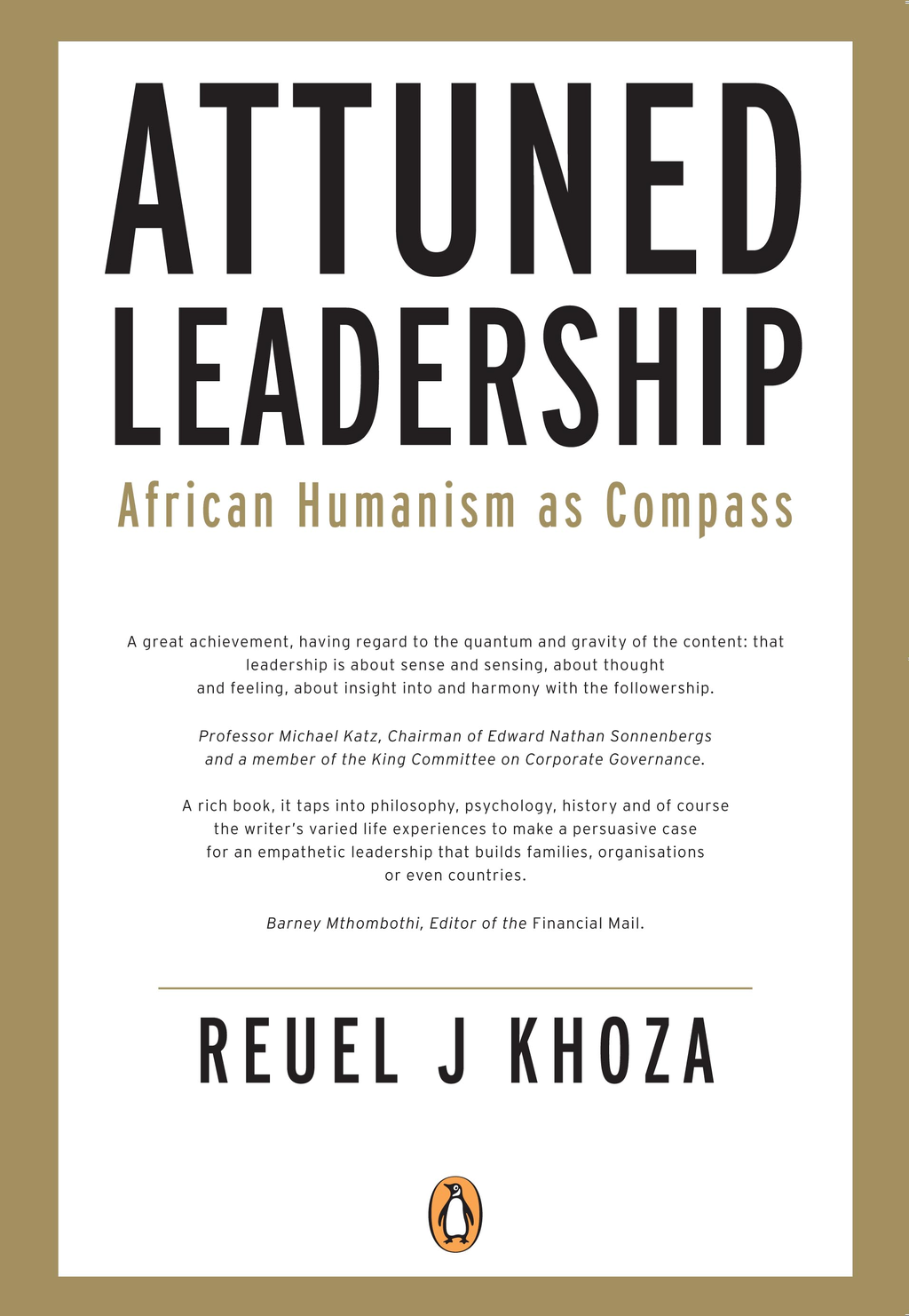 Reuel Khoza - Attuned Leadership
