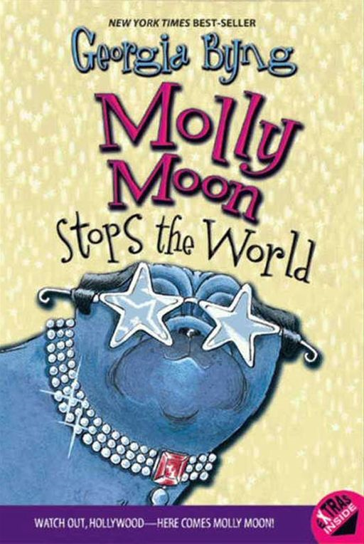 Molly Moon Stops the World
