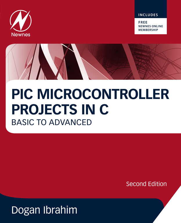 PIC Microcontroller Projects in C Basic to Advanced