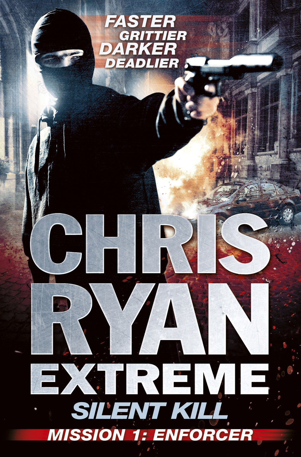 Silent Kill Mission 1 Chris Ryan Extreme Series 4