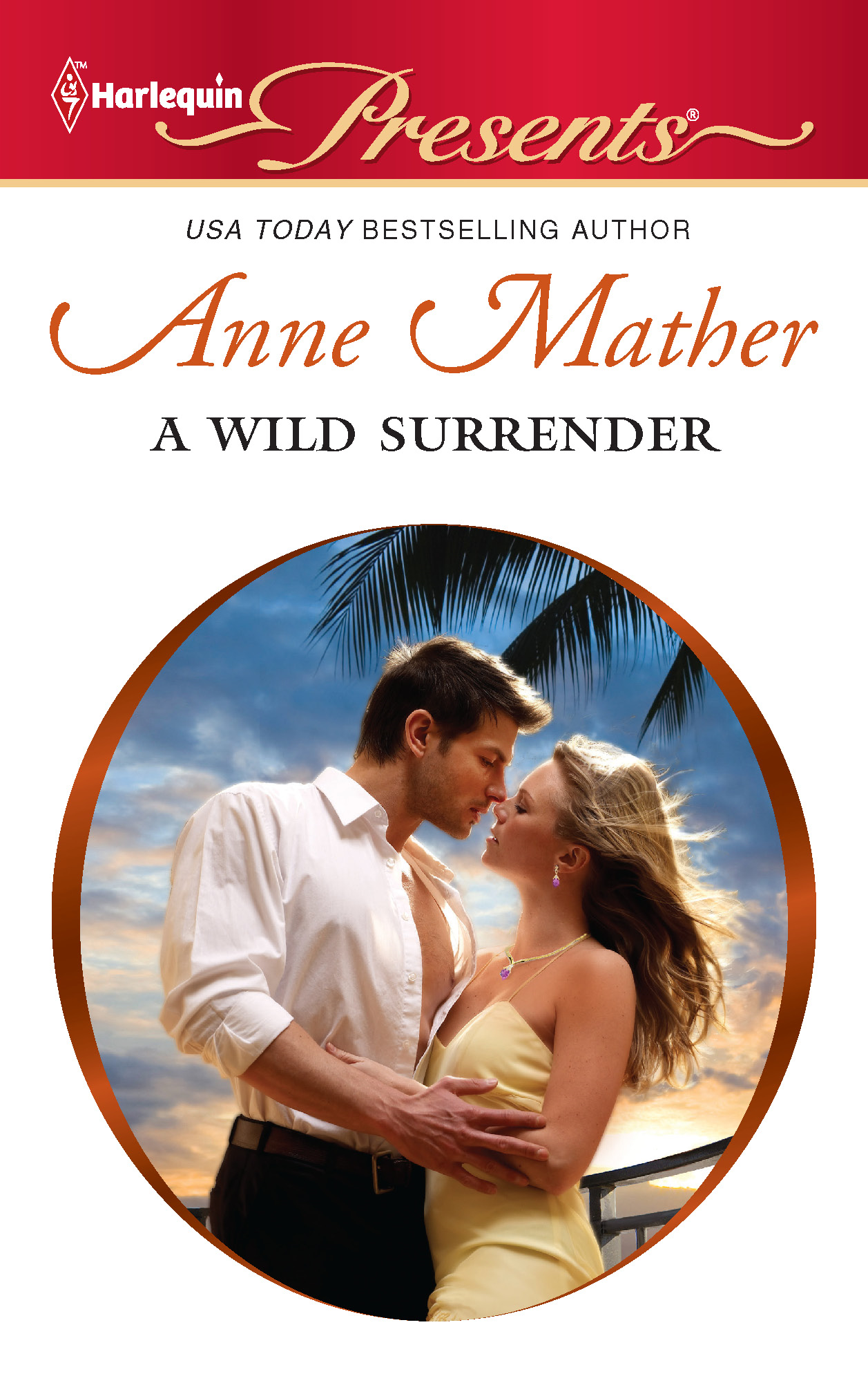 A Wild Surrender By: Anne Mather