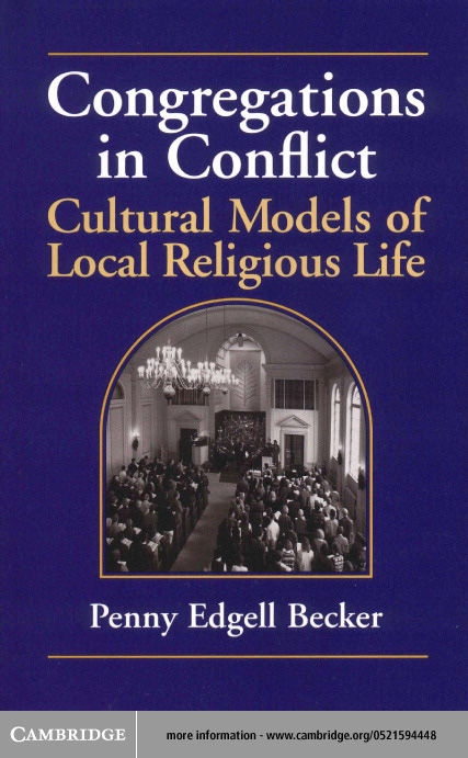 Congregations in Conflict