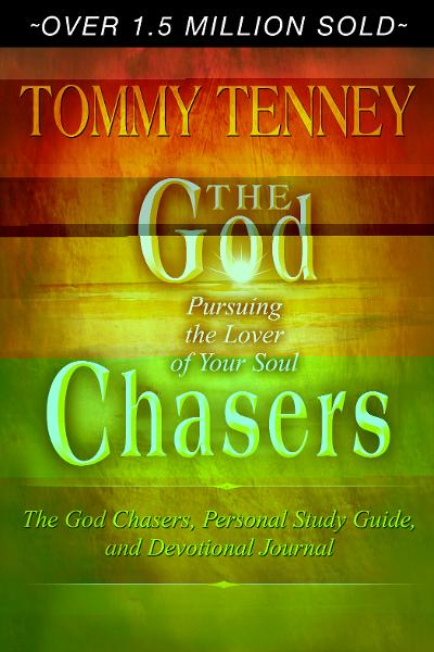 The God Chasers Expanded Ed. By: Tommy Tenney