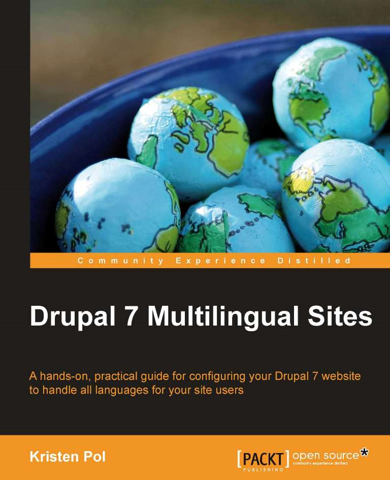 Drupal 7 Multilingual Sites