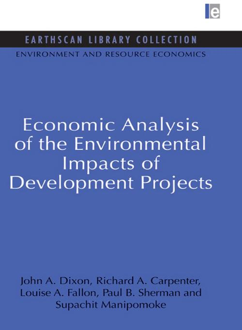 the economic and environmental impact of