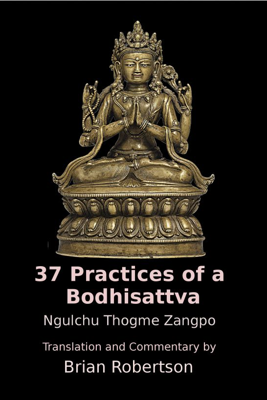 37 Practices of a Bodhisattva: The Way of an Awakening Being
