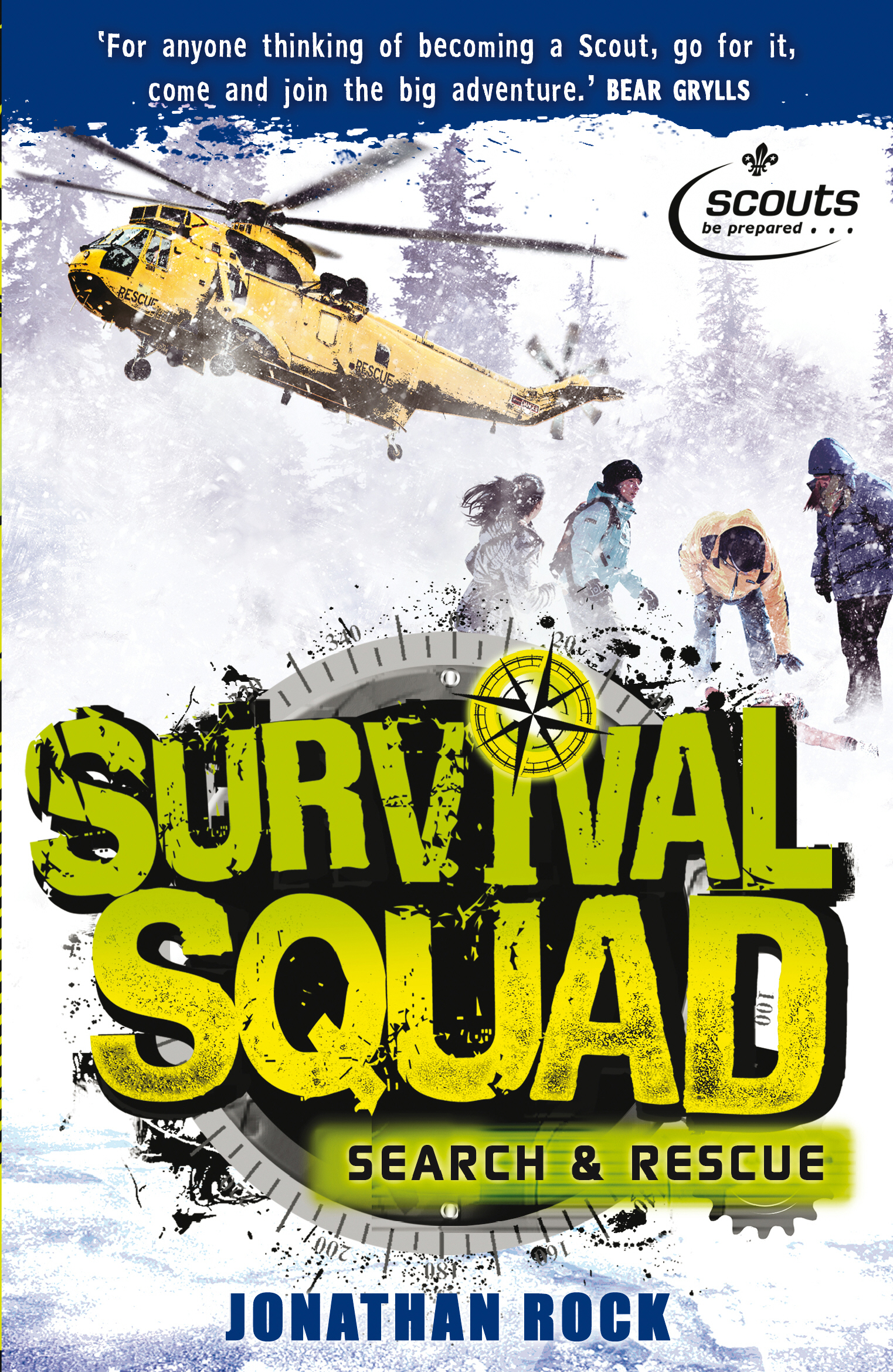 Survival Squad: Search and Rescue Book 2